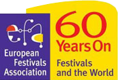 European Festival Association (EFA) logo