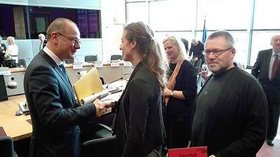 Europeiska festivaler möter Tibor Navracsics
