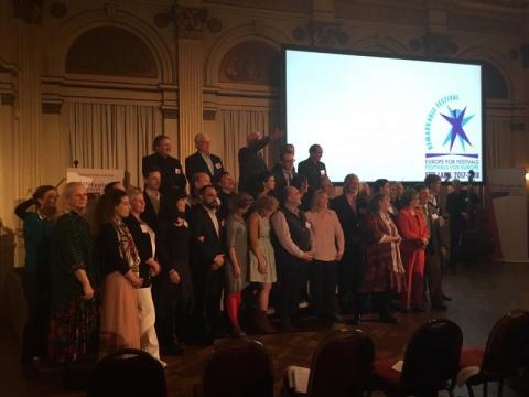 EFFE Label recipients Wiesbaden 4 May 2017