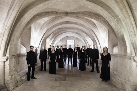 Tenebrae på Lund Choral Festival 2018
