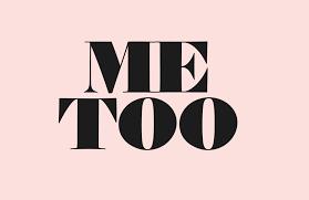 MeToo skylt