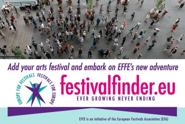 Logo FestivalFinder.eu