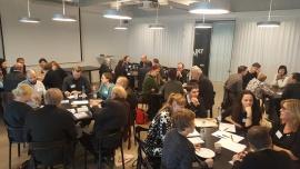 NordicBaltic Arts Festival Conference i Helsingør 2017