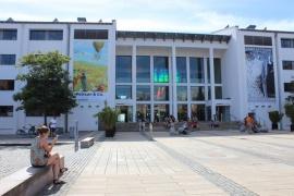 Dunkers Kulturhus - entré